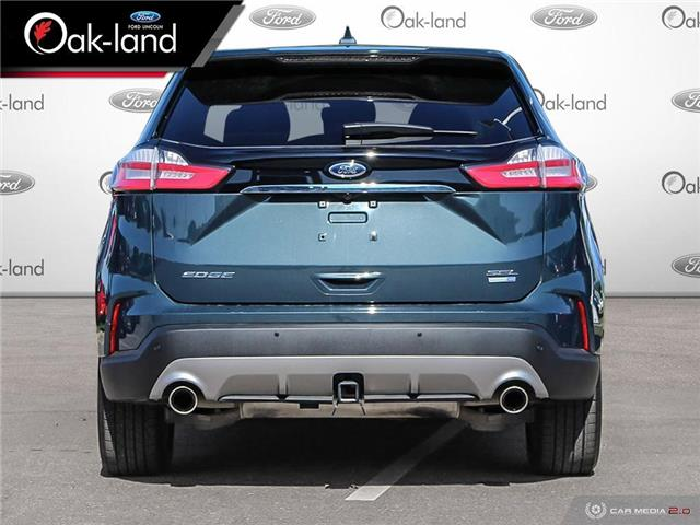 2019 Ford Edge SEL (Stk: A3157) in Oakville - Image 5 of 27
