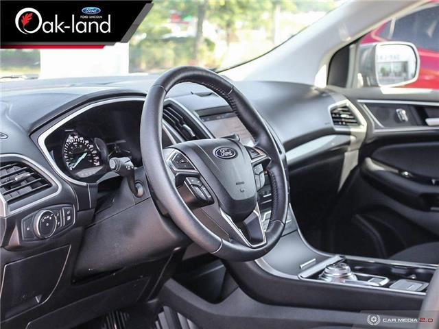 2019 Ford Edge SEL (Stk: A3157) in Oakville - Image 13 of 27