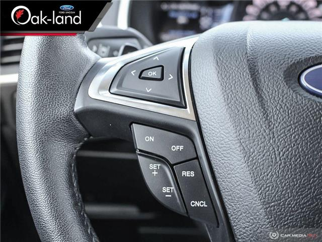 2019 Ford Edge SEL (Stk: A3157) in Oakville - Image 18 of 27