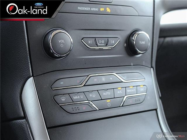 2019 Ford Edge SEL (Stk: A3157) in Oakville - Image 21 of 27