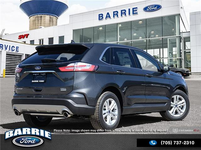2019 Ford Edge SEL (Stk: T1302) in Barrie - Image 4 of 27