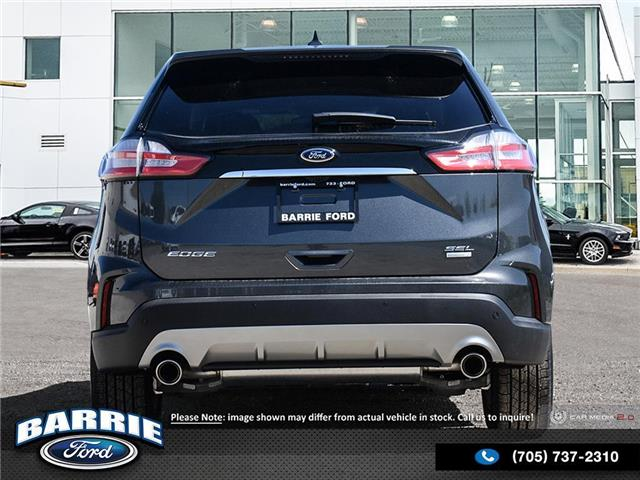 2019 Ford Edge SEL (Stk: T1302) in Barrie - Image 5 of 27
