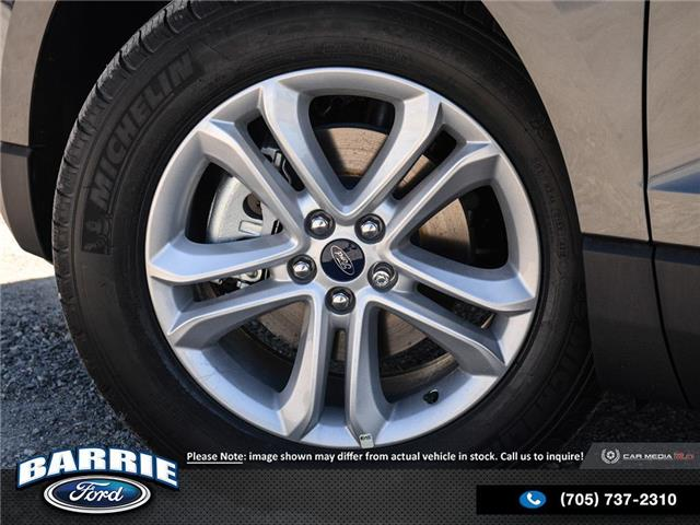 2019 Ford Edge SEL (Stk: T1302) in Barrie - Image 6 of 27