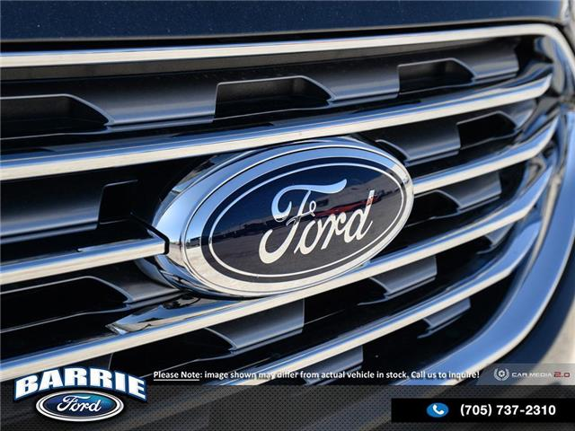 2019 Ford Edge SEL (Stk: T1302) in Barrie - Image 9 of 27