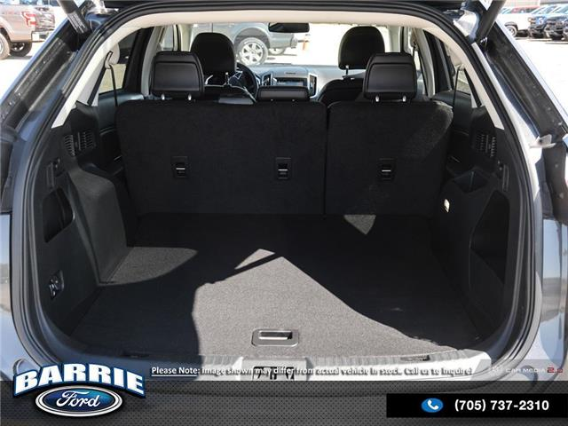2019 Ford Edge SEL (Stk: T1302) in Barrie - Image 11 of 27
