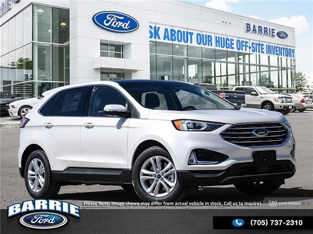 2019 Ford Edge SEL (Stk: T1342) in Barrie - Image 1 of 27