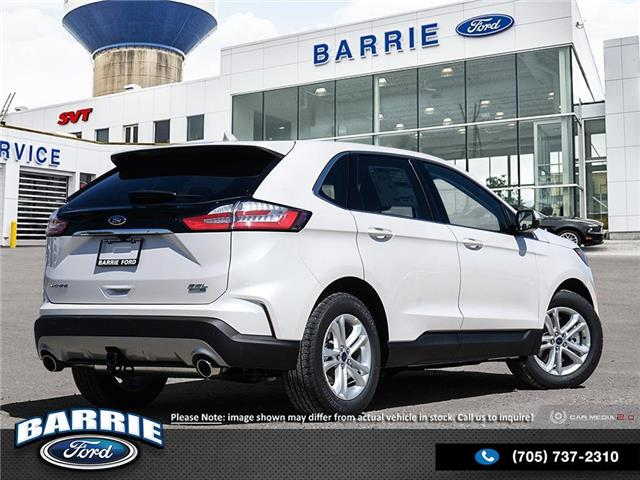 2019 Ford Edge SEL (Stk: T1342) in Barrie - Image 4 of 27