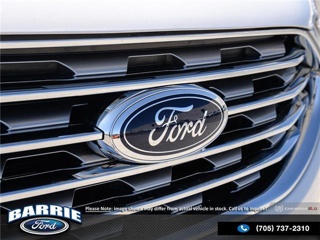2019 Ford Edge SEL (Stk: T1342) in Barrie - Image 9 of 27