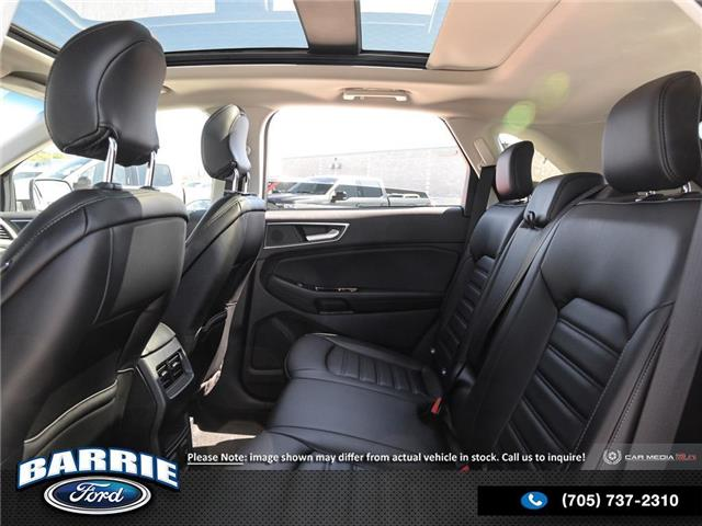 2019 Ford Edge SEL (Stk: T1342) in Barrie - Image 25 of 27