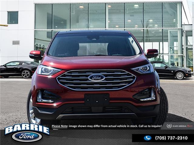 2019 Ford Edge SEL (Stk: T1325) in Barrie - Image 2 of 27