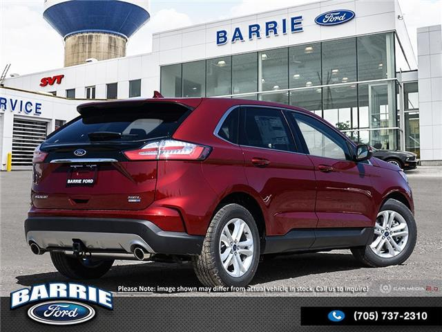 2019 Ford Edge SEL (Stk: T1325) in Barrie - Image 4 of 27