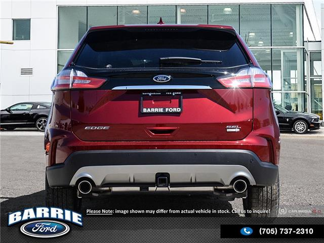 2019 Ford Edge SEL (Stk: T1325) in Barrie - Image 5 of 27