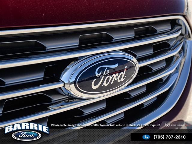 2019 Ford Edge SEL (Stk: T1325) in Barrie - Image 9 of 27
