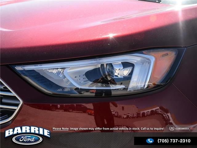 2019 Ford Edge SEL (Stk: T1325) in Barrie - Image 10 of 27