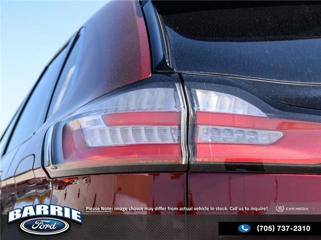 2019 Ford Edge SEL (Stk: T1325) in Barrie - Image 12 of 27