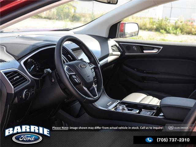 2019 Ford Edge SEL (Stk: T1325) in Barrie - Image 13 of 27