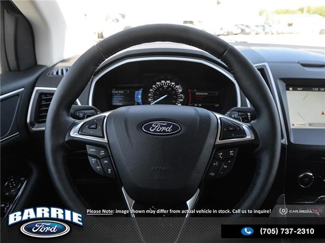 2019 Ford Edge SEL (Stk: T1325) in Barrie - Image 14 of 27
