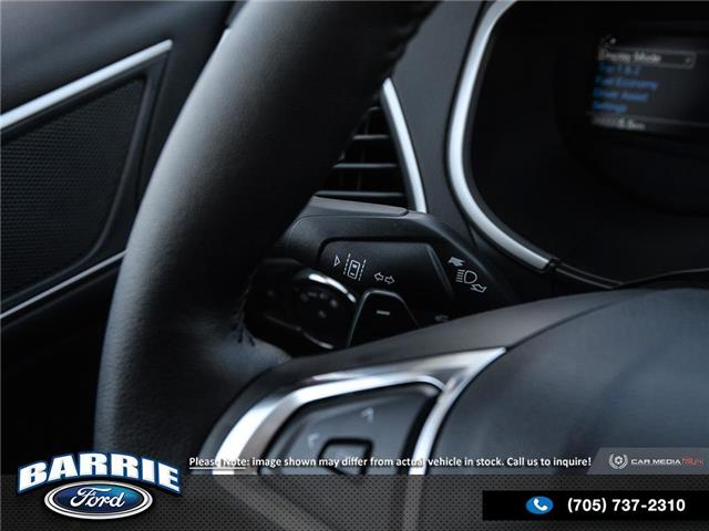 2019 Ford Edge SEL (Stk: T1325) in Barrie - Image 16 of 27