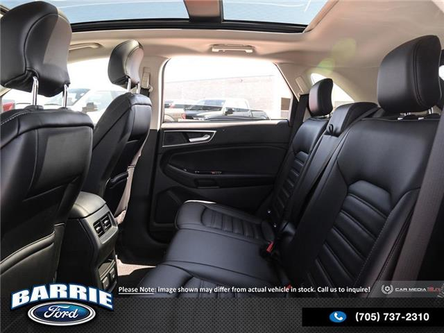 2019 Ford Edge SEL (Stk: T1325) in Barrie - Image 25 of 27