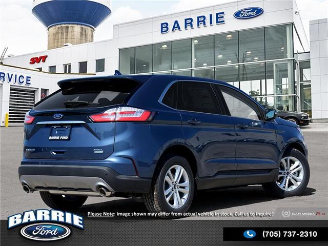 2019 Ford Edge SEL (Stk: T1253) in Barrie - Image 4 of 27