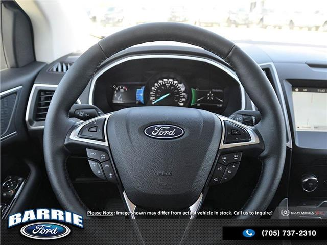 2019 Ford Edge SEL (Stk: T1253) in Barrie - Image 14 of 27