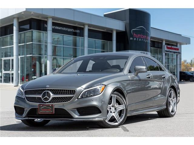 2016 Mercedes-Benz CLS-Class Base (Stk: 19HMS619B) in Mississauga - Image 1 of 24