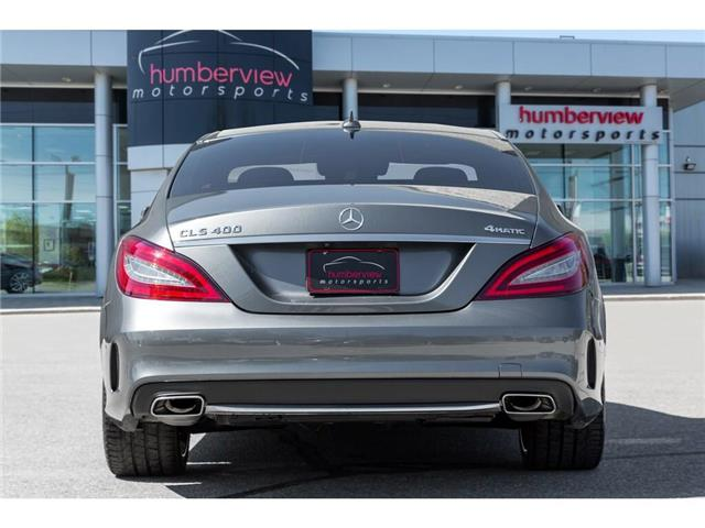 2016 Mercedes-Benz CLS-Class Base (Stk: 19HMS619B) in Mississauga - Image 7 of 24