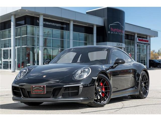 2018 Porsche 911 Carrera GTS WP0AB2A9XJS122345 19HMS759 in Mississauga
