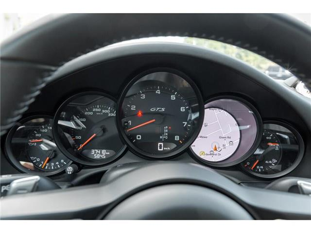 2018 Porsche 911  (Stk: 19HMS759) in Mississauga - Image 11 of 23