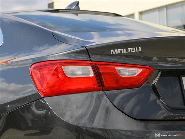 2018 Chevrolet Malibu LT (Stk: NE241) in Calgary - Image 11 of 27
