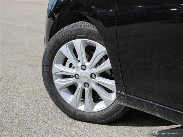 2018 Chevrolet Spark 1LT CVT (Stk: NE268) in Calgary - Image 6 of 27