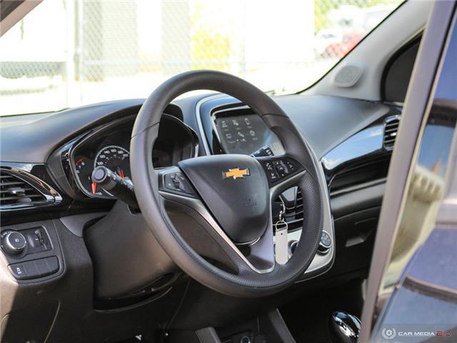 2018 Chevrolet Spark 1LT CVT (Stk: NE268) in Calgary - Image 12 of 27