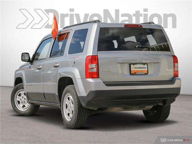 2015 Jeep Patriot Sport/North (Stk: NE233A) in Calgary - Image 4 of 27