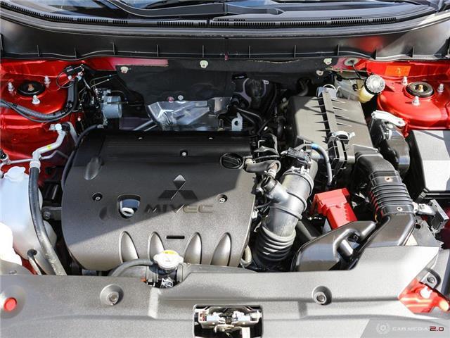 2019 Mitsubishi RVR SE (Stk: NE243) in Calgary - Image 7 of 27