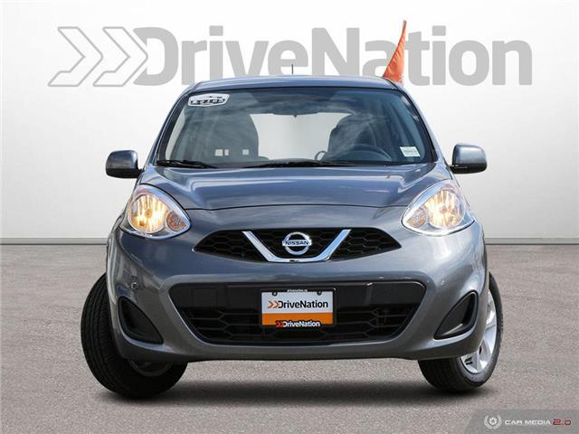 2018 Nissan Micra SV (Stk: NE248) in Calgary - Image 2 of 27