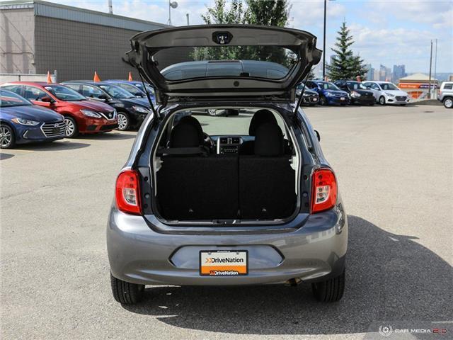 2018 Nissan Micra SV (Stk: NE248) in Calgary - Image 10 of 27