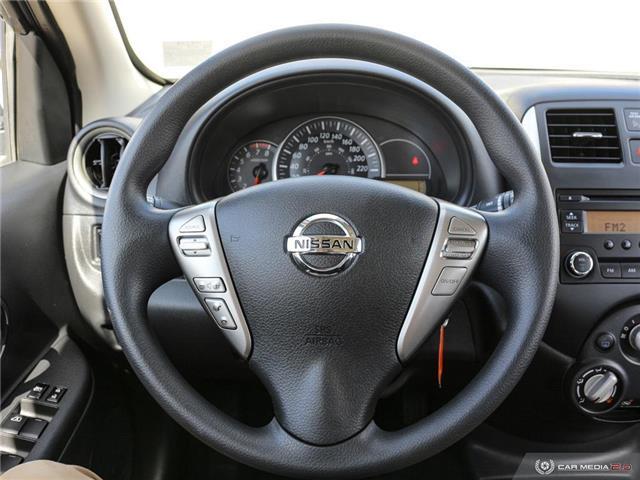 2018 Nissan Micra SV (Stk: NE248) in Calgary - Image 13 of 27
