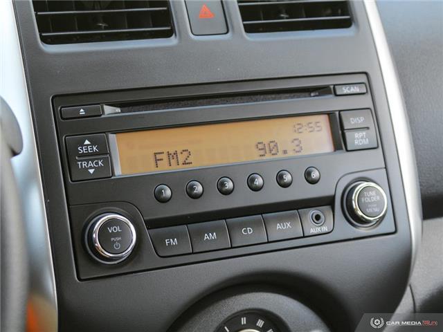 2018 Nissan Micra SV (Stk: NE248) in Calgary - Image 20 of 27