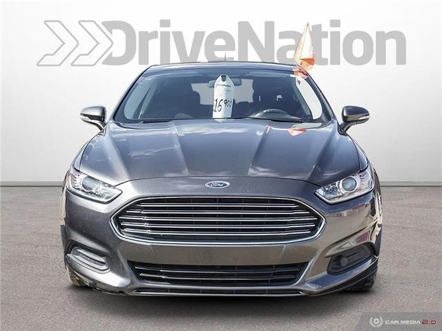 2016 Ford Fusion SE (Stk: A2967) in Saskatoon - Image 2 of 27