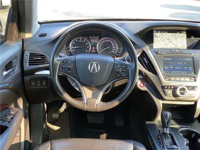 2014 Acura MDX Navigation Package (Stk: 4092A) in Burlington - Image 15 of 30