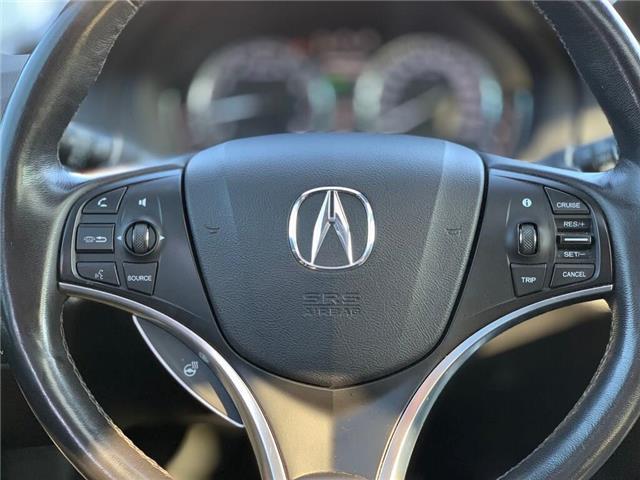 2014 Acura MDX Navigation Package (Stk: 4092A) in Burlington - Image 16 of 30