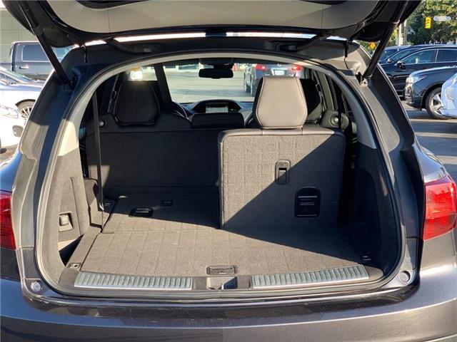 2014 Acura MDX Navigation Package (Stk: 4092A) in Burlington - Image 27 of 30