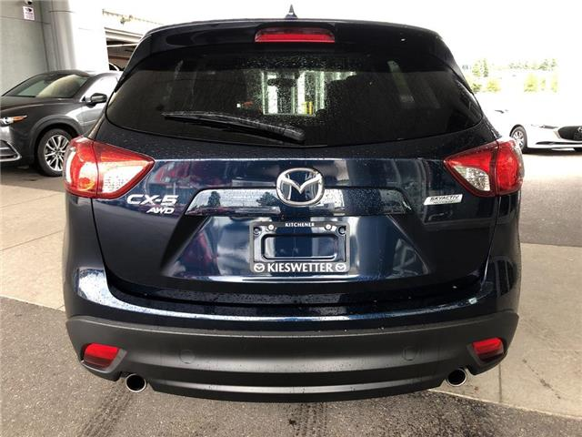 2016 Mazda CX-5 GS (Stk: U3860) in Kitchener - Image 5 of 30