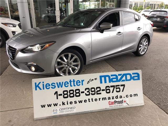 2015 Mazda Mazda3 GT (Stk: 35798A) in Kitchener - Image 1 of 30