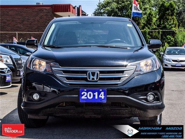 2014 Honda CR-V EX (Stk: P1892) in Markham - Image 2 of 24