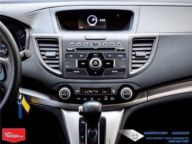 2014 Honda CR-V EX (Stk: P1892) in Markham - Image 12 of 24