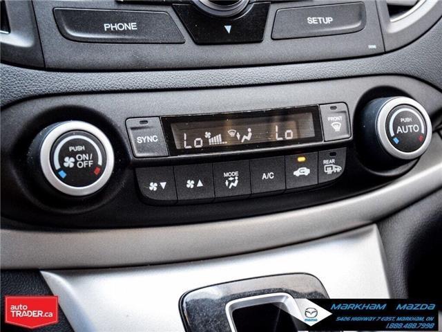 2014 Honda CR-V EX (Stk: P1892) in Markham - Image 15 of 24