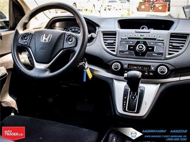 2014 Honda CR-V EX (Stk: P1892) in Markham - Image 18 of 24