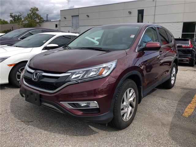 2016 Honda CR-V SE (Stk: 58425A) in Scarborough - Image 1 of 1