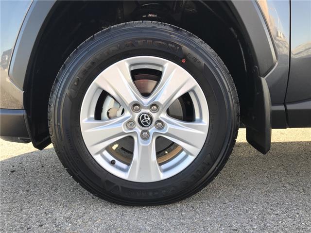 2019 Toyota RAV4 LE (Stk: 2925) in Cochrane - Image 9 of 25